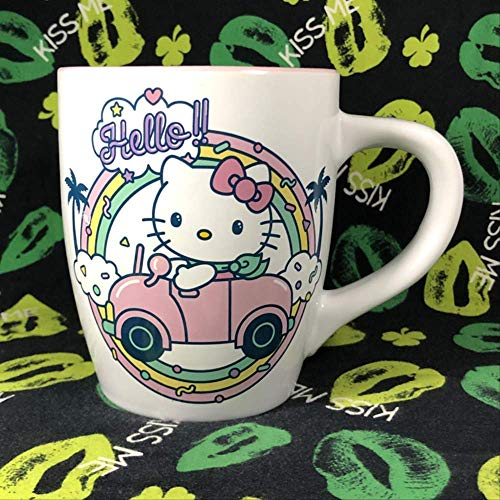 Hello Kitty Cute Cartoon Large Ceramic Mug