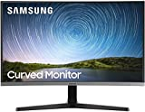 Samsung C27R502 - Monitor Curvo de 27' sin marcos Full HD (1920×1080, 4 ms, 60 Hz, FreeSync, LED,...