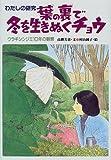 葉の裏で冬を生きぬくチョウ―ウラギンシジミ10年の観察 (わたしの研究)