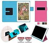 Hülle für Blaupunkt Polaris 803 Tasche Cover Hülle Bumper | in Pink | Testsieger