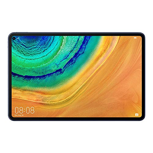 HUAWEI MatePad Pro Tablet, 10.8'' Fullview Display, Processore Kirin 990, Supporto Multi-Screen Collaboration, EMUI 10.0.1, 6 GB di RAM, 128 GB di ROM, Midnight Grey