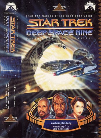 Star Trek - Deep Space Nine 7.2: Nachempfindung/Wettkampf in der Holosuite