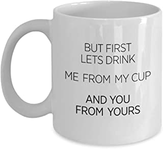 Youve Been Poisoned Drinkable Mug Funny coffee cup (15oz)