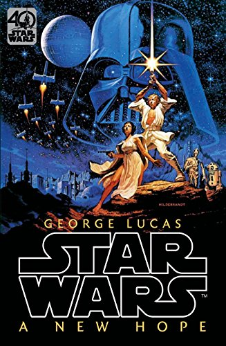 Star Wars: Episode IV: A New Hope: Official 40th Anniversary Collector's Edition (English Edition)