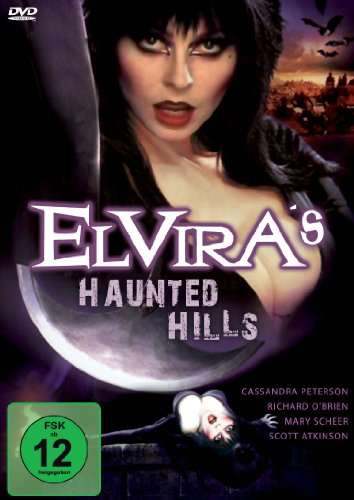 Elvira's Haunted Hills [Alemania] [DVD]