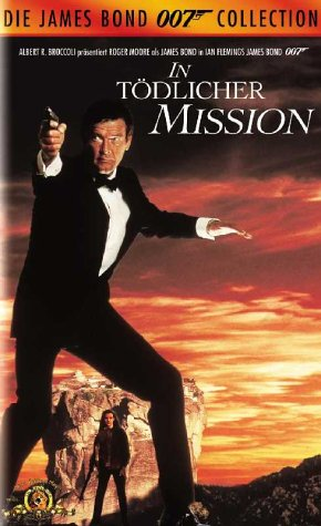 James Bond 007 - In tödlicher Mission [VHS]