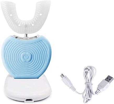 U型電動歯ブラシ 電動歯ブラシ IPX7防水 自動超音波 オールラウンドクリーニング ソニック振動歯ブラシ