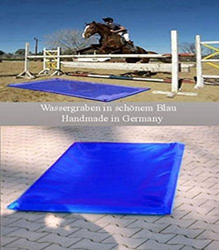 Hobby, Sport + Freizeit Wassergraben Sprung Hindernis Reithindernis - Wählen Sie aus 4 Grössen (1x1 Meter)
