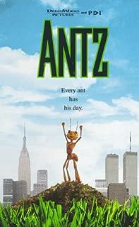 Antz VHS