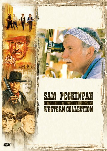 Sam Peckinpah - Western Collection [6 DVDs]