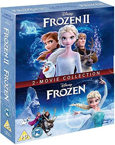 Frozen 2-Movie Pack [Blu-ray]