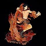 SZSBLT One Piece, Portgas · D · Ace Model, Flame Fist Portgas · D · Ace Model, Great Voyage Pirate King Model