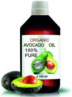 Aceite Ecológico de Aguacate 100 ml Comercio Justo 100%