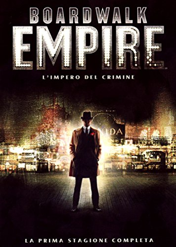 Boardwalk Empire St.1 L'Impero Del Crimine (Box 5 Dv)