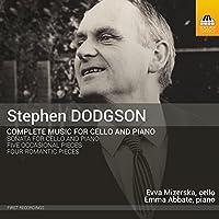 スティーヴン・ドジソン:チェロとピアノのための作品全集