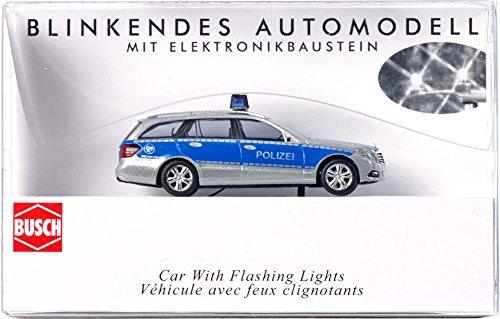 Busch 5626 - Mercedes E-Klasse Polizei, Fahrzeug