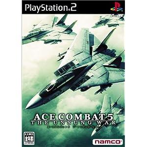 "ACE COMBAT 5 The Unsung War"""
