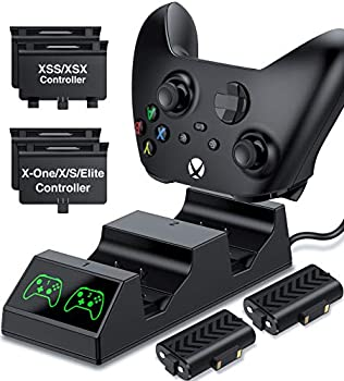Beboncool Controller Charging Station for Xbox Series/One