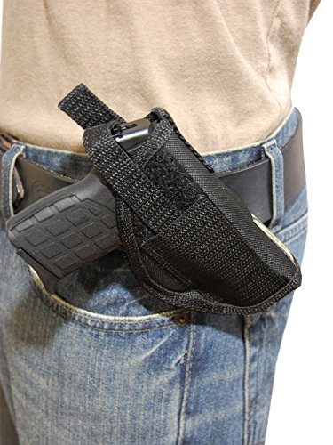 Barsony New Concealment Cross Draw Gun Holster for Kahr cm...