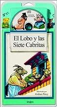 El Lobo y las Siete Cabritas / The Wolf and the Seven Little Kids Libro y CD (Cuentos En Imagenes) (Spanish Edition)