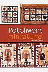 Patchwork miniature Broché