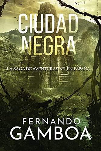 CIUDAD NEGRA: La espectacular secuela del bestseller LA ÚLTIMA CRIPTA