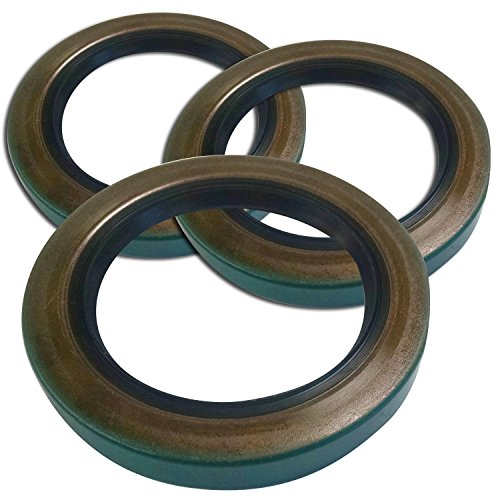 DEFEO Output Seals (29536379-DF and 6778050) 3-pack for ALLISON LCT 1000/2000/2400 Series Transmissions