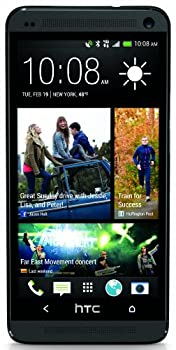 HTC One  M7  32GB Black - AT&T