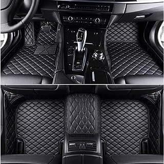 SHENYI Tapis dauto sur Mesure Automobile Tapis Couvre Auto for BMW 5 Series E34 E39 E60 E61 F07 GT F10 F11 F18 2004-2018 Color Name : Beige