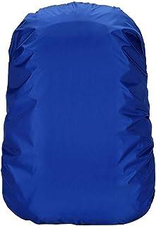 YEZIJIN Waterproof Backpack Cover Bag Camping Hiking Outdoor Rucksack Rain Dust Under 20