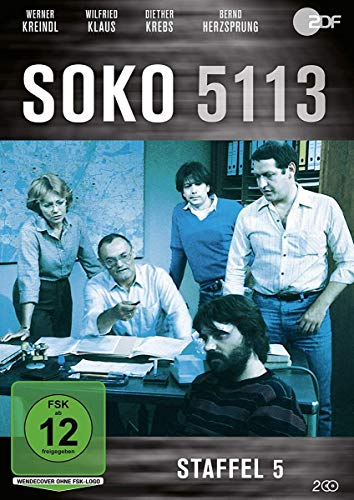 Soko 5113 - Staffel 5 [2 DVDs]