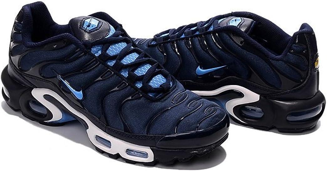 Nike AIR Max Plus TN Bleu Marine : Amazon.fr: Chaussures et Sacs