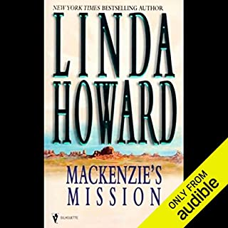 Mackenzie's Mission audiobook cover art
