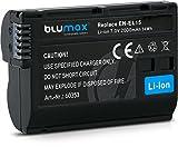 Blumax Akku ersetzt Nikon EN-EL15 EN-EL15a 2000mAh kompatibel mit DSLR D7200 D750 D500 D7000 D800 D810 D810e D600 D610 D7100 D850 D7500