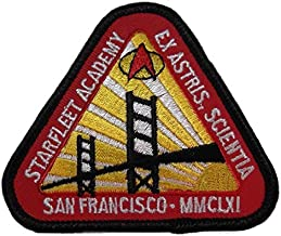 Star Trek The Next Generation Starfleet Academy PATCH