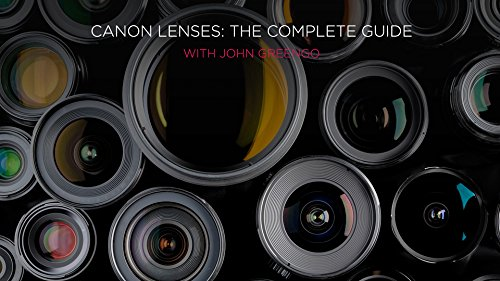 Canon Lenses: The Complete Guide