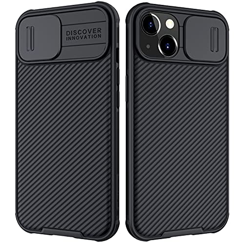 Nillkin CamShield Pro Case for iPhone 13, Shockproof Slim Thin Protective...