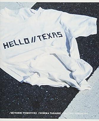 HELLO//TEXAS ある意味、アートピースとしてのヴィンテージTシャツ