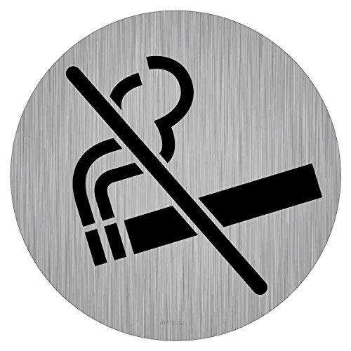 immi Verbots-Zeichen, Nicht Rauchen, Rauchen verboten, Rauchverbot, 95mmØ