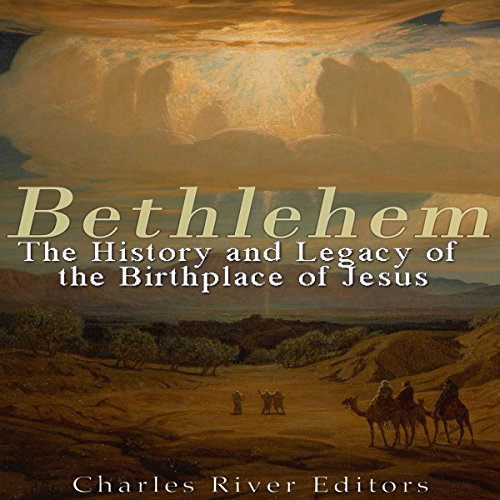 Bethlehem audiobook cover art