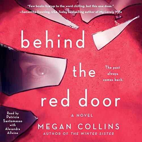 Behind the Red Door Audiobook By Megan Collins cover art
