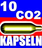 10 Stück Bierkapseln Bier Kapseln CO2 für...