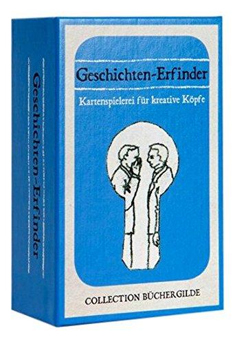 Edition Büchergilde Geschichten-Erfinder: Kartenspielerei für kreative Köpfe