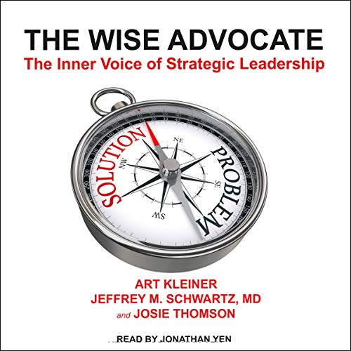 The Wise Advocate audiobook cover art