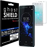 TECHGEAR [3 Pack] Protection Écran pour Xperia XZ2 Compact [ghostSHIELD] Film de Protection Souple...