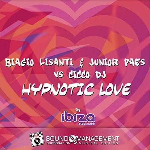 Biagio Lisanti, Junior Paes, Cicco DJ