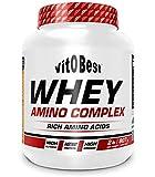 WHEY AMINO COMPLEX 2 lb LIMON - Suplementos Alimentación y Suplementos Deportivos - Vitobest