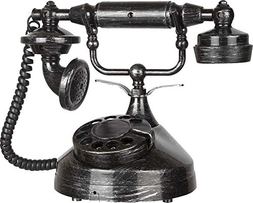 Haunted Victorian Style Spooky Phone With Scary Phrases