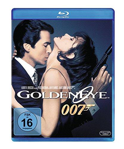 James Bond - Goldeneye [Blu-ray]