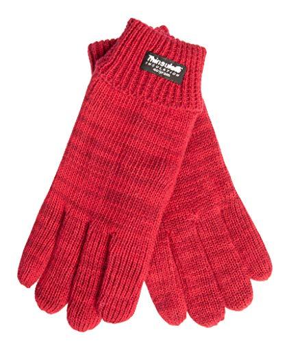 EEM guantes de punto para mujer JETTE con forro Thinsulate, material de...